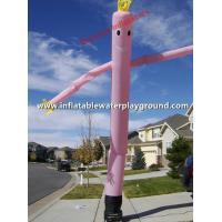 Wholesale Custom Pink Advertising Inflatable Sky Dancer For Event And Trade Show from china suppliers