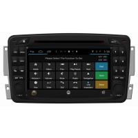 Wholesale Ouchuangbo android 4.4 car stereo dvd gps navigaton Mercedes W203 support BT Aux 3G WIFI from china suppliers
