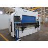 Wholesale 110 Ton 2500mm Hydraulic Press Brake Machine With DELEM DA-66T CNC Control Unit from china suppliers