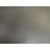 Wholesale Embossed Leather Fabric PU Material with Genuine Leather Handfeeling for Chair, Bag, Sofa from china suppliers