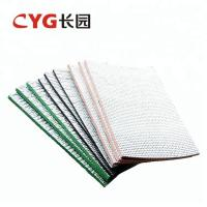China Construction Heat Insulation Metalized Film Cross Linked PE / IXPE Foam on sale