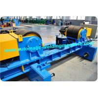 Buy cheap Conventional Pipe Welding Rotator Adjustable By Bolt , Electrical Control from wholesalers