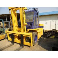 Wholesale Used KOMATSU FD100 10T Forklift for sale At lowest price original japan from china suppliers