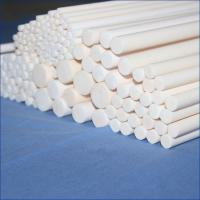 Wholesale 99.5% / 99.7% Alumina Ceramic Plunger Corrosion And Wear Resistance from china suppliers