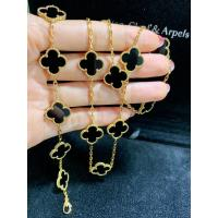 Wholesale Van Cleef Vintage Alhambra Necklace 20 Motifs from china suppliers