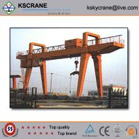 High Working Efficiency Rubber Tyred Container Gantry Crane for sale