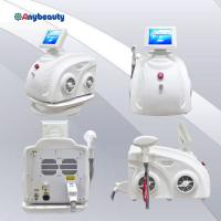 Wholesale Handpiece Permanent Diode Laser Hair Removal Machine 808nm 600w In Pure White from china suppliers