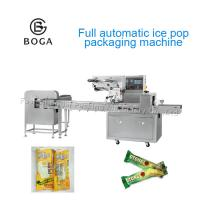Wholesale Ice Lolly Packaging Machinery  No Cut Function 2.4KW Power Electric Driven from china suppliers