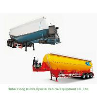 Wholesale 2/3 Axle Cement Bulker Trailer For Transportation , Cement Silo Semi Trailer 50-70cbm from china suppliers