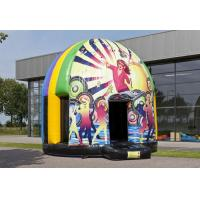 Wholesale Disco Grown Ups Bouncer House,Mutiplay Bouncy Hounse 18FT For Playground from china suppliers