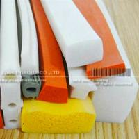 Buy cheap Silicone Extrusions - Autoclave Seals;silicone square shaped seal from wholesalers