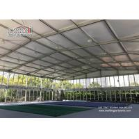 Wholesale Tennis court Cover Outdoor Event Tents / Gazebo Canopy Tent Flame Retardant from china suppliers