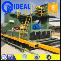 Wholesale Metal or coil material and descaling or stripping use shot blast machine from china suppliers