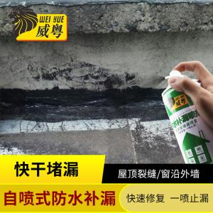 Wholesale 0.41Mpa 450ml Waterproof Leakage Seal Aerosol Spray For ABS from china suppliers