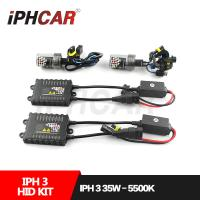Wholesale IPHCAR auto parts kits Hid bi-xenon ballast 35W canbus ballast hid bulb hid kits for car from china suppliers