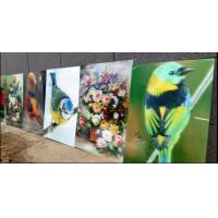 Wholesale 3D billboard printing large size 3d poster large format lenticular advertising poster 3d flip printing from china suppliers