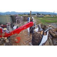 China 1000kgs 1500kgs Vented Firewood FIBC Bulk Bags Closed Bottom Open Top for sale