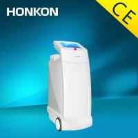 Wholesale 1064 nm 532 nm Laser Tattoo Removal , Nd Yag Laser Skin Treatment Machine 1 - 10Hz from china suppliers