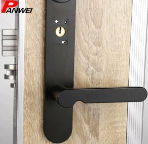 Wholesale Security Smart Card Hotel Door Lock , Keyless Card Entry Door Locks from china suppliers