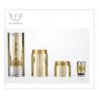 Buy cheap Stingray Mechanical Mod Stainless Steel E Cig 1000puffs With 18650 Battery from wholesalers