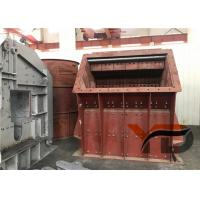 China AC Motor Impact Crusher Machine 220 - 510t/H Handling Capacity For Mining for sale