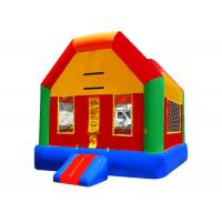 Wholesale Rainbow Outdoor Playground Inflatable Bounce House  With 6 years Warranty from china suppliers