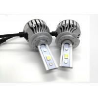 Wholesale LED Car Headlight Bullbs H7 led 9005 car headlights H1 9006 HD H9 H11 car headlights car 12V/24V waterproof 50w from china suppliers
