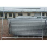 Wholesale Portable Security Temporary Construction Fence 5.0mm Dia For Swimming Pool from china suppliers