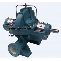 China Delivery 004 IDS Ideal Double Suction Split Casing Pump    12 for sale