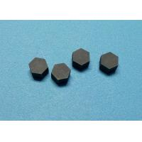 Wholesale High Mechanical Strength PCD Wire Drawing Die Blanks Self Supported Hexagonal Diamond H2010 from china suppliers