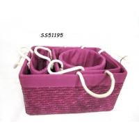 Wholesale Willow laundry basket 13 from china suppliers