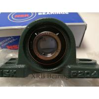 Wholesale Agricultural Machinery Pillow Block Bearing Unit Cast Iron Insert Ball Bearing With Housing from china suppliers