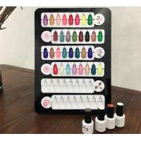 Wholesale Mosaic Manicure Nails Color Card Display Board Accessory For Acrylic Nail Gel Polish Display Book from china suppliers