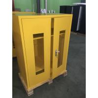 Wholesale Flammable Goods Storage Cabinets With Earthing Socket For Combustible Liquid / Paint PPE equipment cabinet from china suppliers