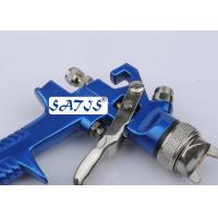 Quality 827 HVLP Spray Guns For Repairing Auto Car Protection Furniture Painting Blue for sale