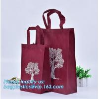 Buy cheap 100% biodegradable non woven bag, custom color bag eco friendly recyclable from wholesalers