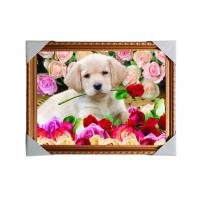 Wholesale Customised PET Pictures 3D Lenticular Printing Service Stock 3D Image PS Frame from china suppliers