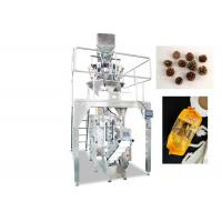 Wholesale Durable Ffs Vertical Packaging Machine , High Precision Popcorn Packaging Machine from china suppliers