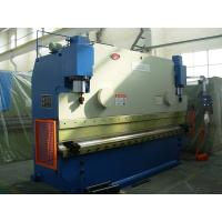 Buy cheap E200 Aluminum Sheet Metal Press Brake High Efficiency Customized from Wholesalers