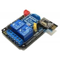 Quality 5V Two 2 Channel Relay Module Shield Module XBee BTBee Expansion Board for for sale