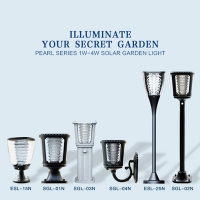 China Outdoor IP65 Waterproof  Integrated 1w All In One LED Solar Garden Light Mini Solar Light on sale