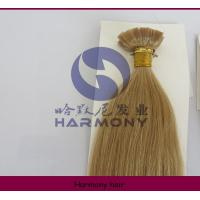 Wholesale Harmony quality hair extensions flat keratin tip from china suppliers