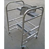Wholesale JUKI SMT Feeder Cart / SMT Chip Mounter Feeder Trolley Storage Cart For SIEMENS X Machine from china suppliers