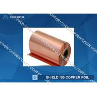 Wholesale 35um Single Shiny FCCL / PCB Electrolytic Copper Shielding Foil For Pcb Printed Circuit Board from china suppliers