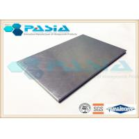 Wholesale PVDF Roller Coated Aluminium Honeycomb Composite Panels Wood Frame For Clean Room from china suppliers