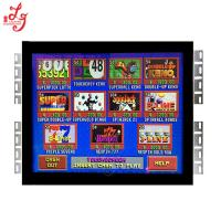Buy cheap Open Frame 19 Inch Touch Screen POG Game Monitor Gaming Rs232 Infrared With POG from wholesalers