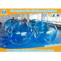 Wholesale Blue durable  giant  inflatable water walking  ball  Waterproof for water walking with CE from china suppliers