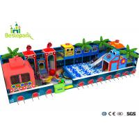 Wholesale Customized Size Kids Indoor Playground Naughty Castles For Shopping Mall from china suppliers