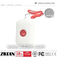 Wholesale Waterproof Wireless Neck Panic Button for Emergency Sos Alarm from china suppliers