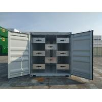 China 10 Foot Standard Equipment Shipping Containers ABS Class Customizable Size for sale